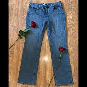 👖😎Levi's 505 Straight Leg Jeans Sz. 12😎👖